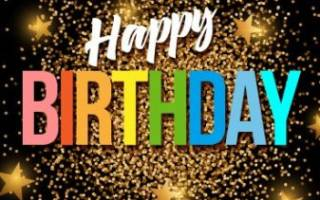 Что необычного можно пожелать на день рождения. Несколько простых подсказок, чего желать на день рождения
