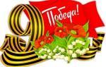 Православные поздравления с днем победы. С нами Бог! С Днём Великой Победы! В списках значатся