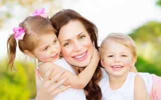 Поздравление многодетных матерей с днем матери. Поздравительные стихи маме от всей семьи Поздравить с днем рождения многодетную маму