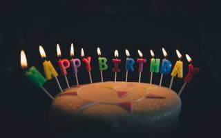 Почему не празднуют 40 лет мужчины. Почему нельзя заранее поздравлять с днем рождения
