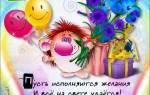 Красивые прикольные поздравления с днем рождения бывшему однокласснику. Прикольные поздравления с днем рождения мужчине однокласснику