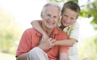 60 сегодня деду поздравляю мой родной. Лучшие пожелания на юбилей дедушки в стихах и прозе