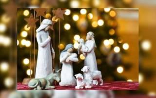 Красивые открытки для поздравления с рождеством. Красивые картинки на католическое и православное рождество христово