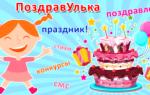 Поздравление двойняшкам мальчику и девочке 8 лет. Поздравления близнецам девочкам с днем рождения