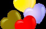 Поздравления с днем рождения в стихах. Красивые поздравления с днем рождения