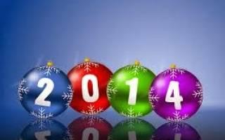 Поздравления с новым годом на английском. Новогодние пожелания на английском с переводом