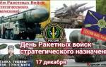 Поздравления с днем ракетных войск стратегического назначения. Поздравление с днем ракетных войск стратегического назначения(рвсн)