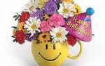 Открытки поздравления с прошедшим днем рождения. Поздравление с днем рождения с опозданием в прозе